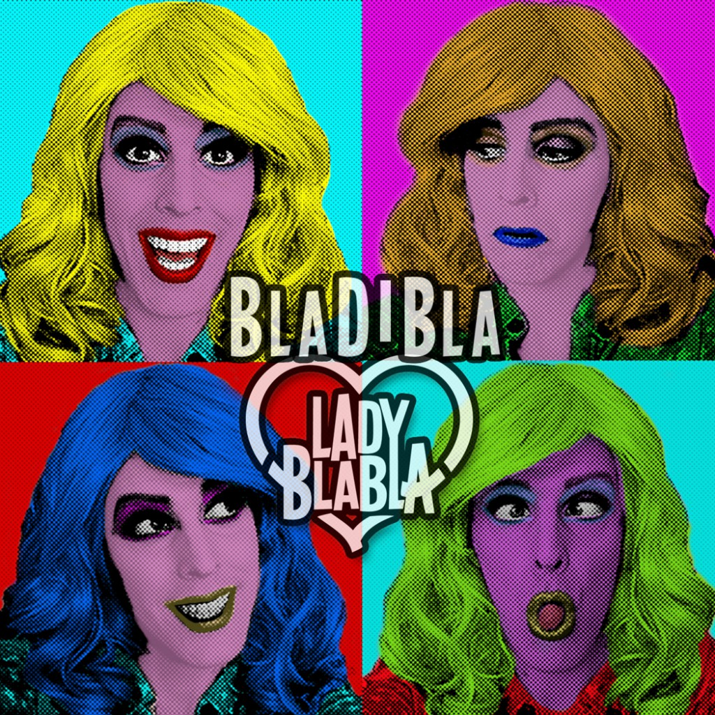 Lady BlaBla - BlaDiBla Cover